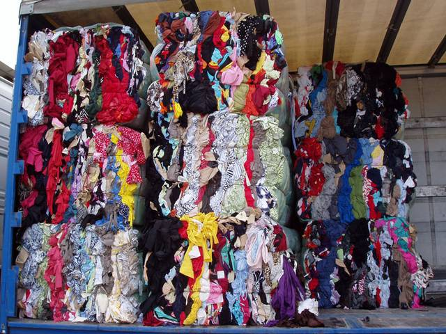 Recycling of Fabrics