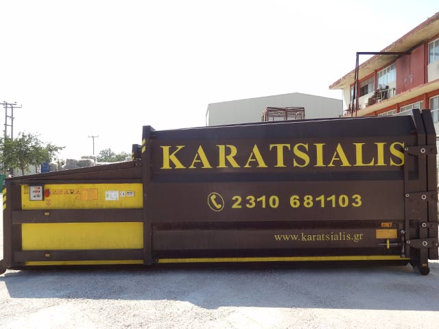 Rental of Containers (Skips)