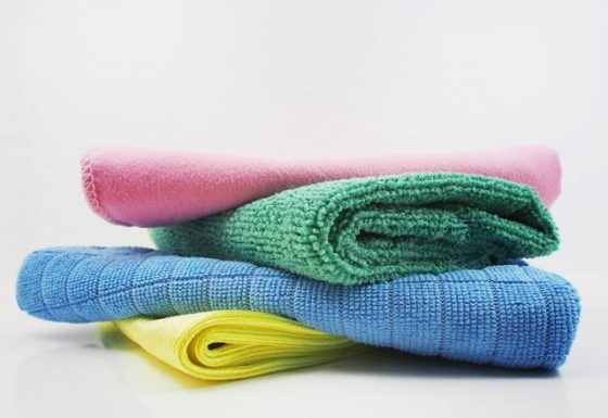 Industrial Cleaning Cloths